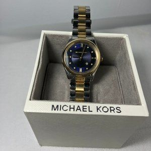 Michael Kors Two-Toned Watch | GENTLY USED MK6337